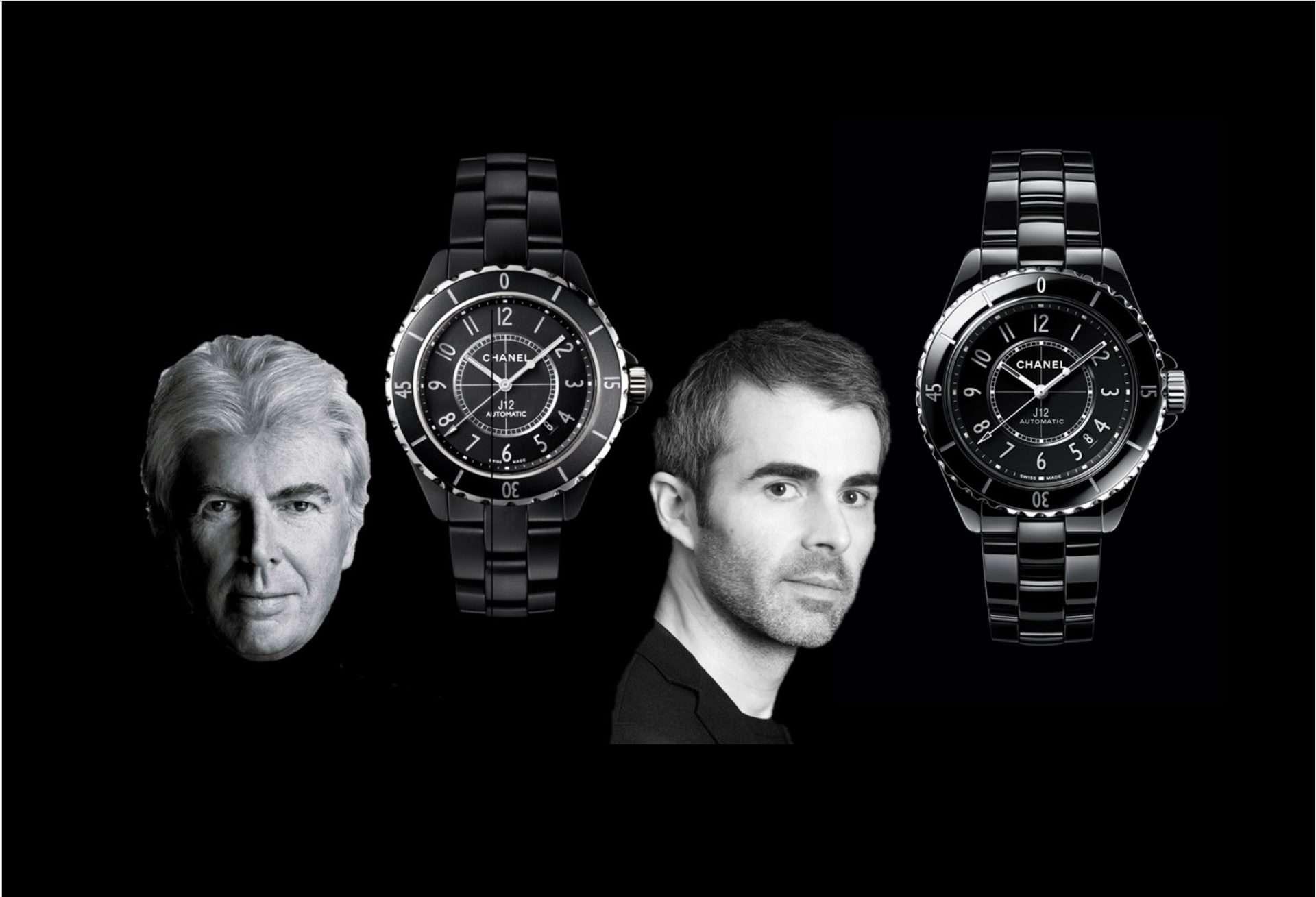 Chanel J12 Keramik-Uhr mit Automatikkaliber 12.2 Chanel J12 Keramik-Uhr: Evolution statt Revolution