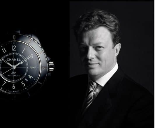 Nicolas Beau, Global Head-Watches Chanel, möchte die Modewelt zur Uhrmacherei bringen