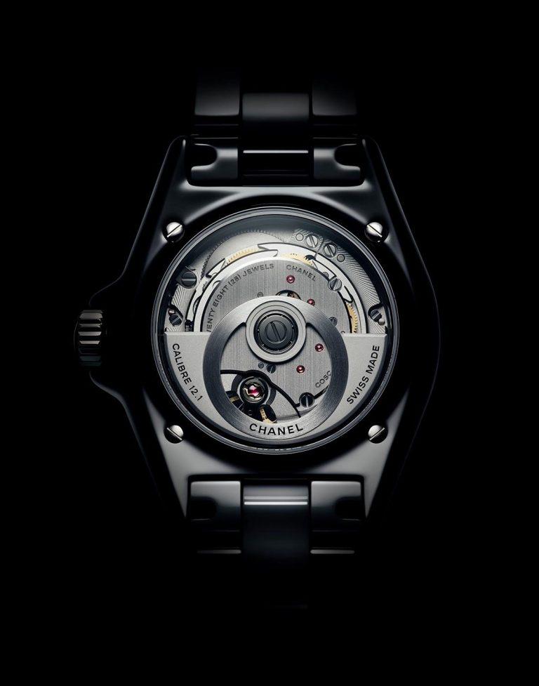 Das Kenissi Uhrwerk Kaliber 12.1 auf Basis des Modells Tudor MT5612