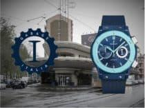 Hublot Classic Fusion Chronograph Garage Italia und Lapo Elkanns Blaue Phase