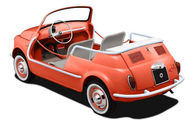 Der Spiaggina Icon ist ein Entwurf des Designbüros Garage Italia