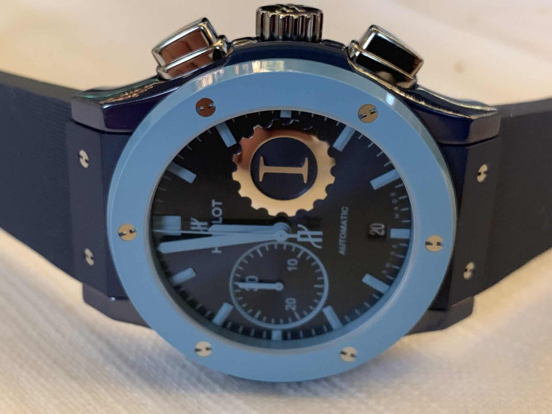 Hublot Classic Fusion Chronograph Garage Italia_05a