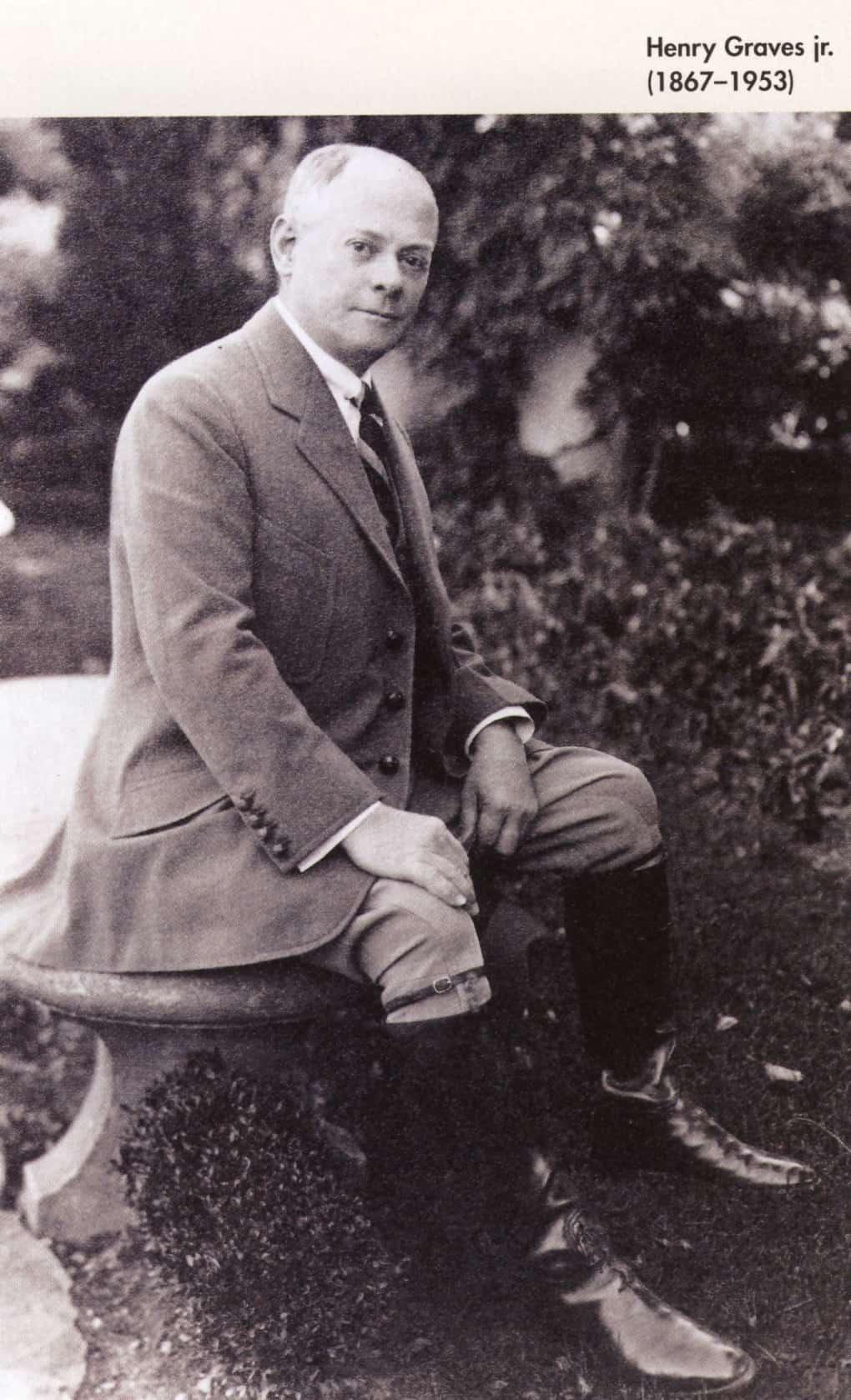 Henry Graves jun historische Aufnahme