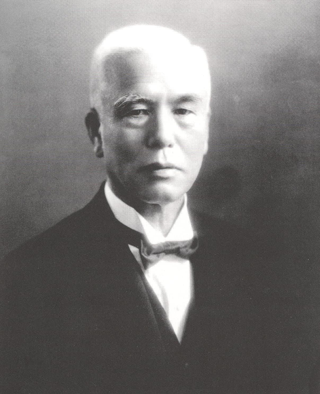 Seiko Gründer Kintaro Hattori