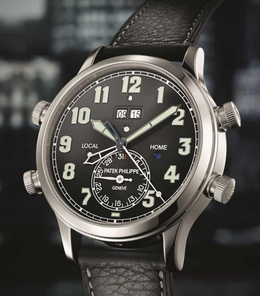 Alarm: Patek kommt mit einer neuen Weltzeit-Uhr!