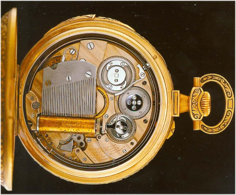 Patek Philippe_Taschenuhr für James Ward Packard_Nr 198014_1927_3