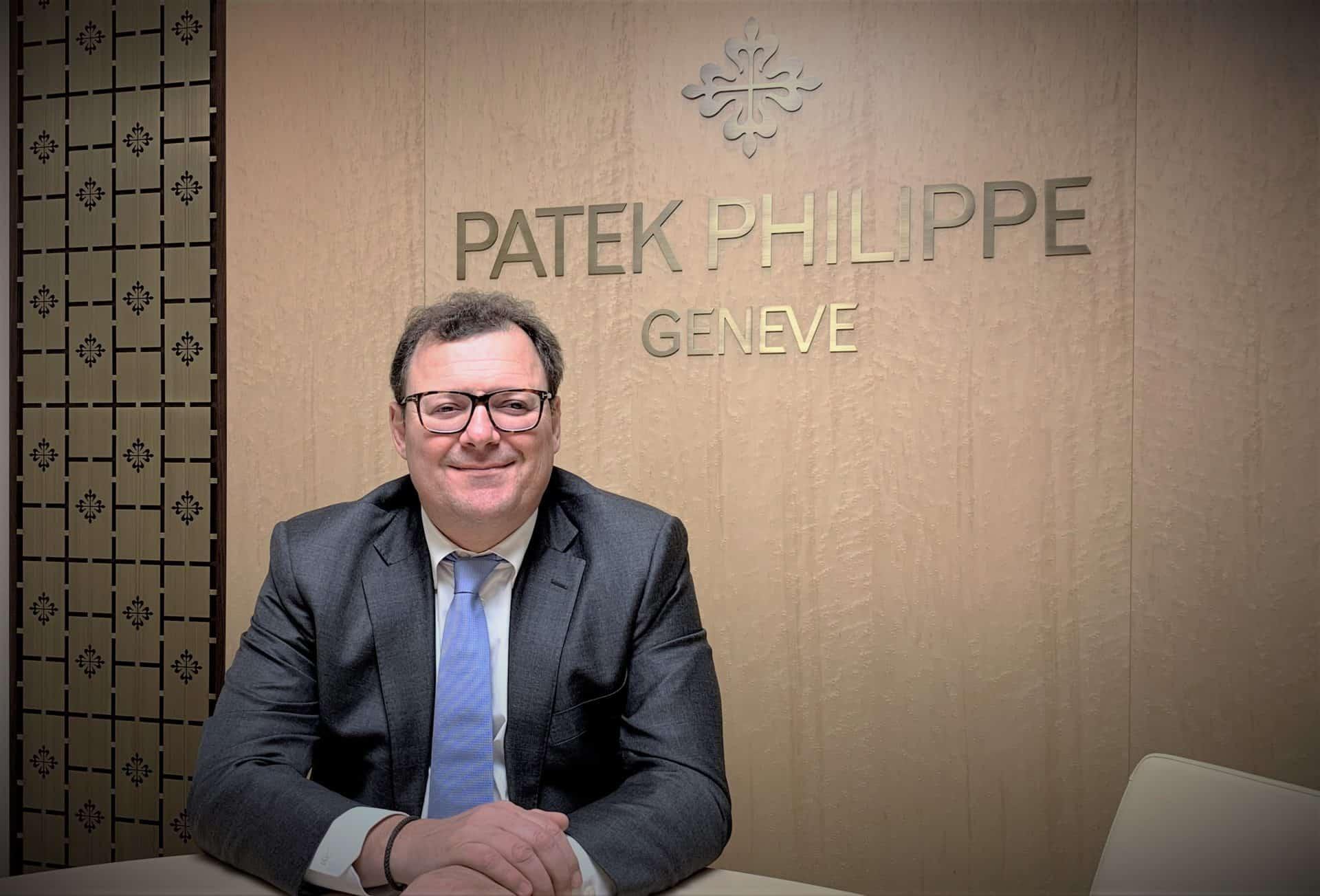 Chrono Sapiens: Thierry Stern Interview über die Patek Philippe Alarm Travel Time MinutenrepetitionThierry Stern und der Klang der Patek Philippe Alarm Travel Time Minutenrepetition!