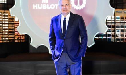 """Hublot CEO Ricardo Guadalupe: """"… wir haben 30 bis 40 Projekte am Laufen"""""""