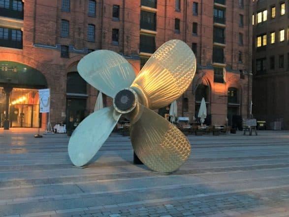Bronze bietet Schutz und Schönheit