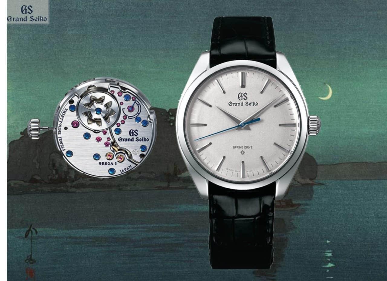 Grand Seiko ist aufwendiger Uhrenbau aus Tradition