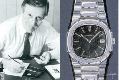 Gérald Genta – der Designer großer Uhren