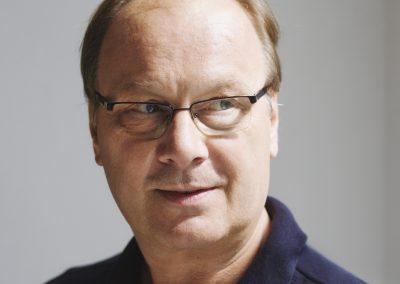 Roland Schwertner gründetet die Uhrenmanufaktur Nomos in Glashütte