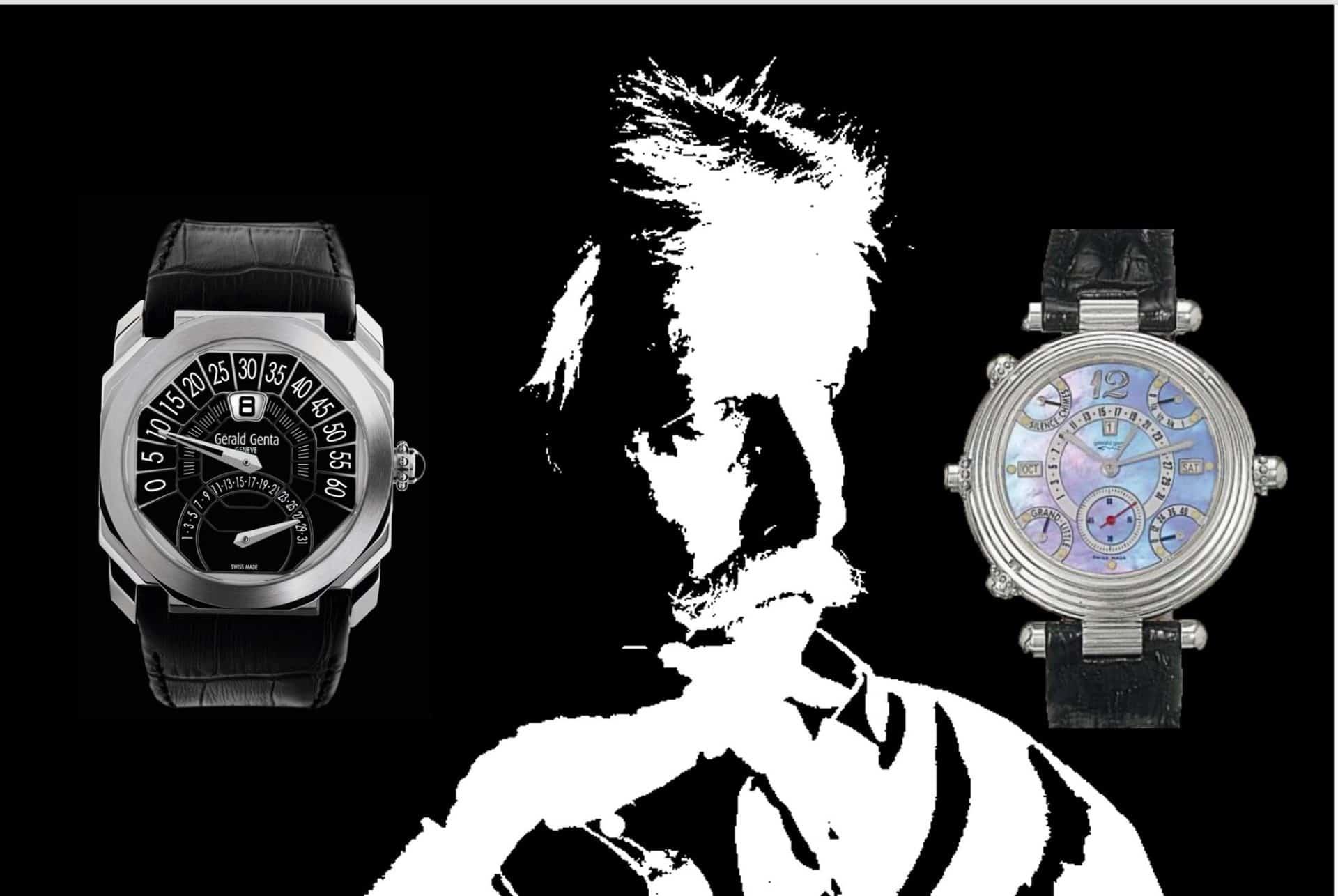 Hochwertiger Uhrenbau von Gérald Genta: Die Grande Complication und die Octo Black