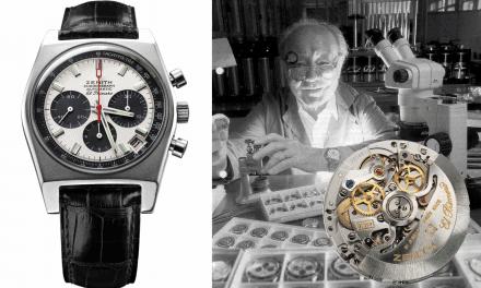 Zenith El Primero und der unbeugsame Uhrmacher