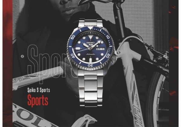 Seiko 5 Sports Sports, SRPD51