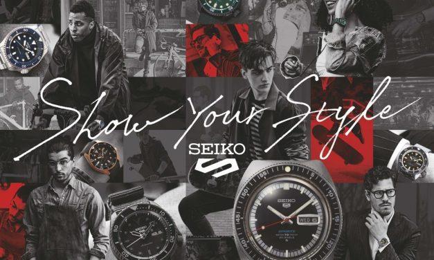Die Seiko 5 Sports ist ein sportlicher Chronometer mit langer Tradition