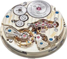 Warum braucht man Rubine für ein Uhrwerk?