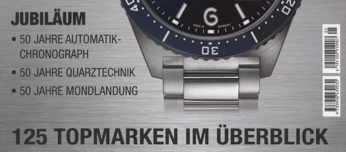 Armbanduhren Katalog Heel 2019 Titel 2