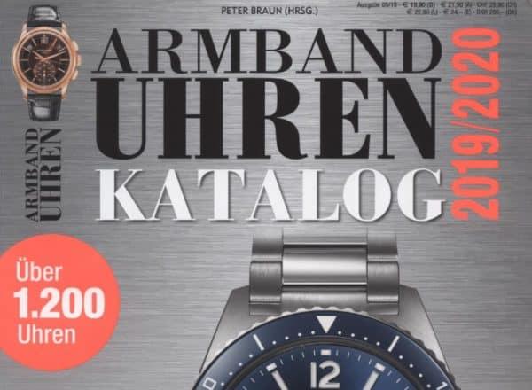 Der Armbanduhren Katalog 2020