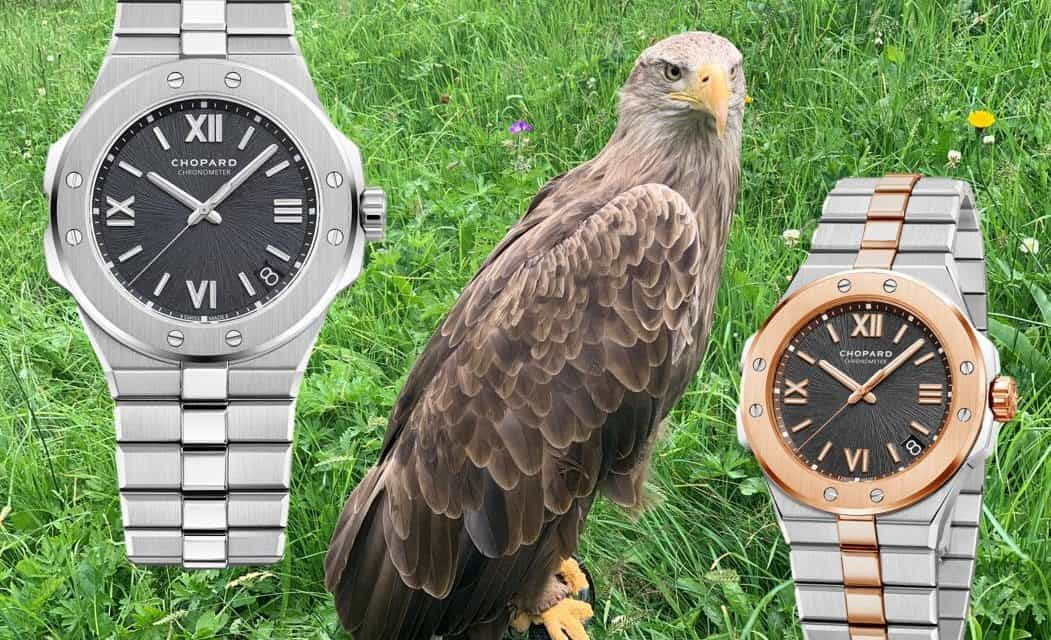 """The eagle has landed"": Die Chopard Alpine Eagle"