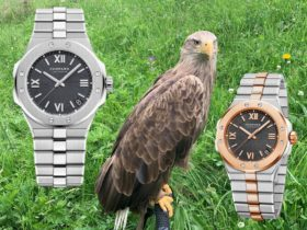 """The eagle has landed"": Die Chopard Alpine Eagle"