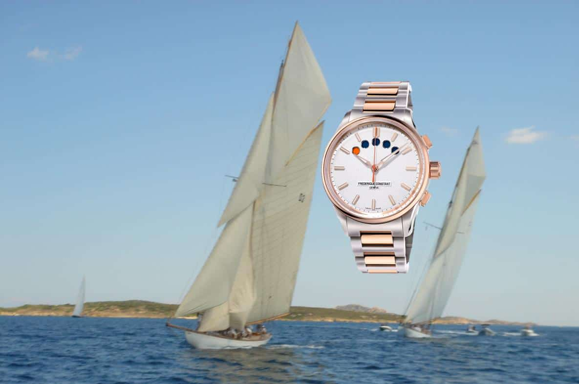 Frederique Constant Yacht Timer Regatta Countdown 2019 1