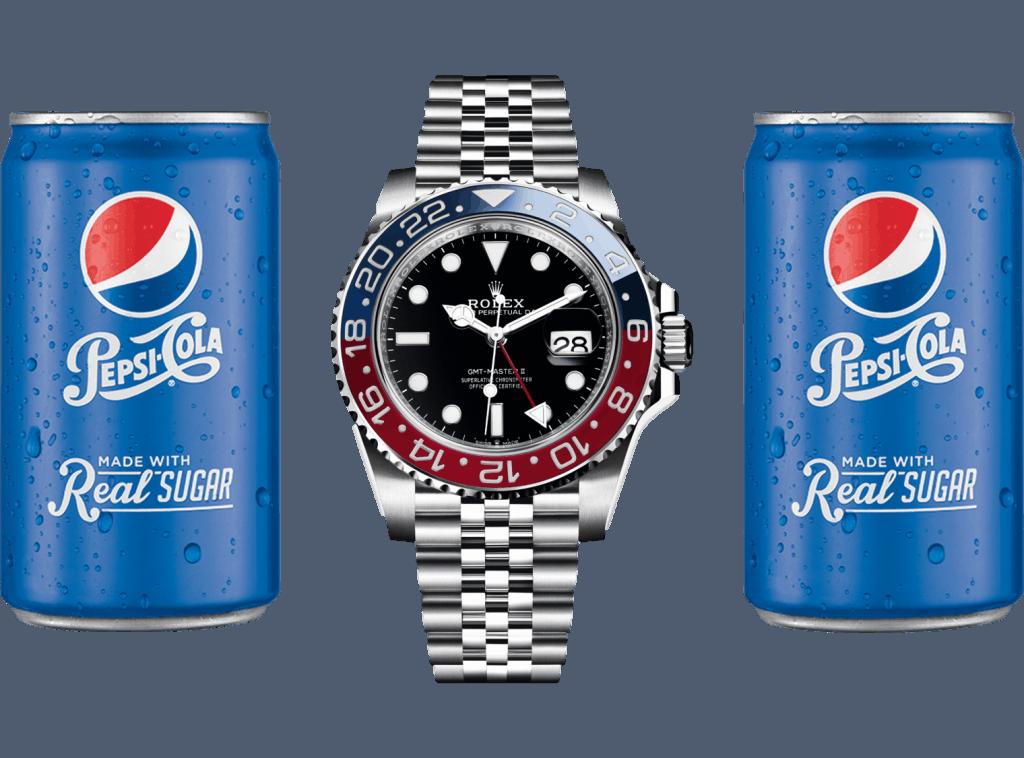 Pepsi Rolex GMT Master II