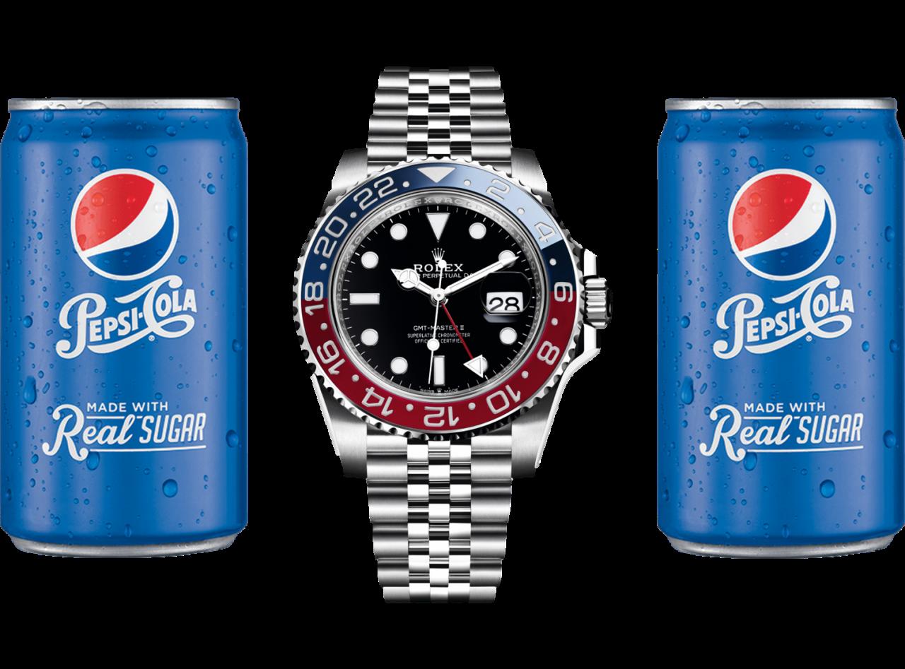 Rolex Pepsi – ein Chronometer für echte Höhenflüge