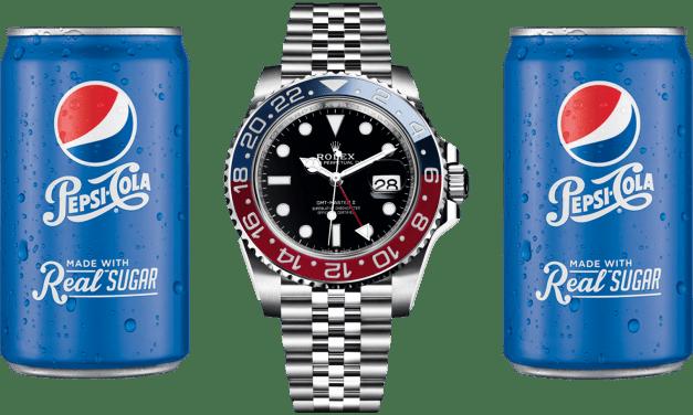 Rolex GMT-Master – so kam es zum heissbegehrten Rolex Pepsi Chronometer