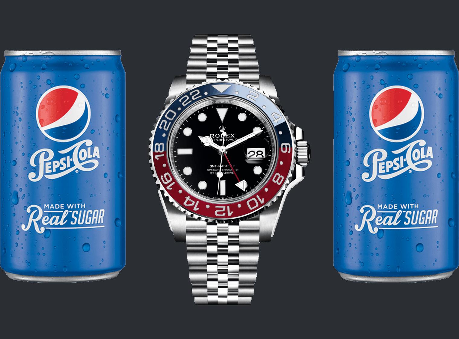Rolex PepsiRolex GMT-Master II: So kam es zum heissbegehrten Rolex Pepsi Chronometer