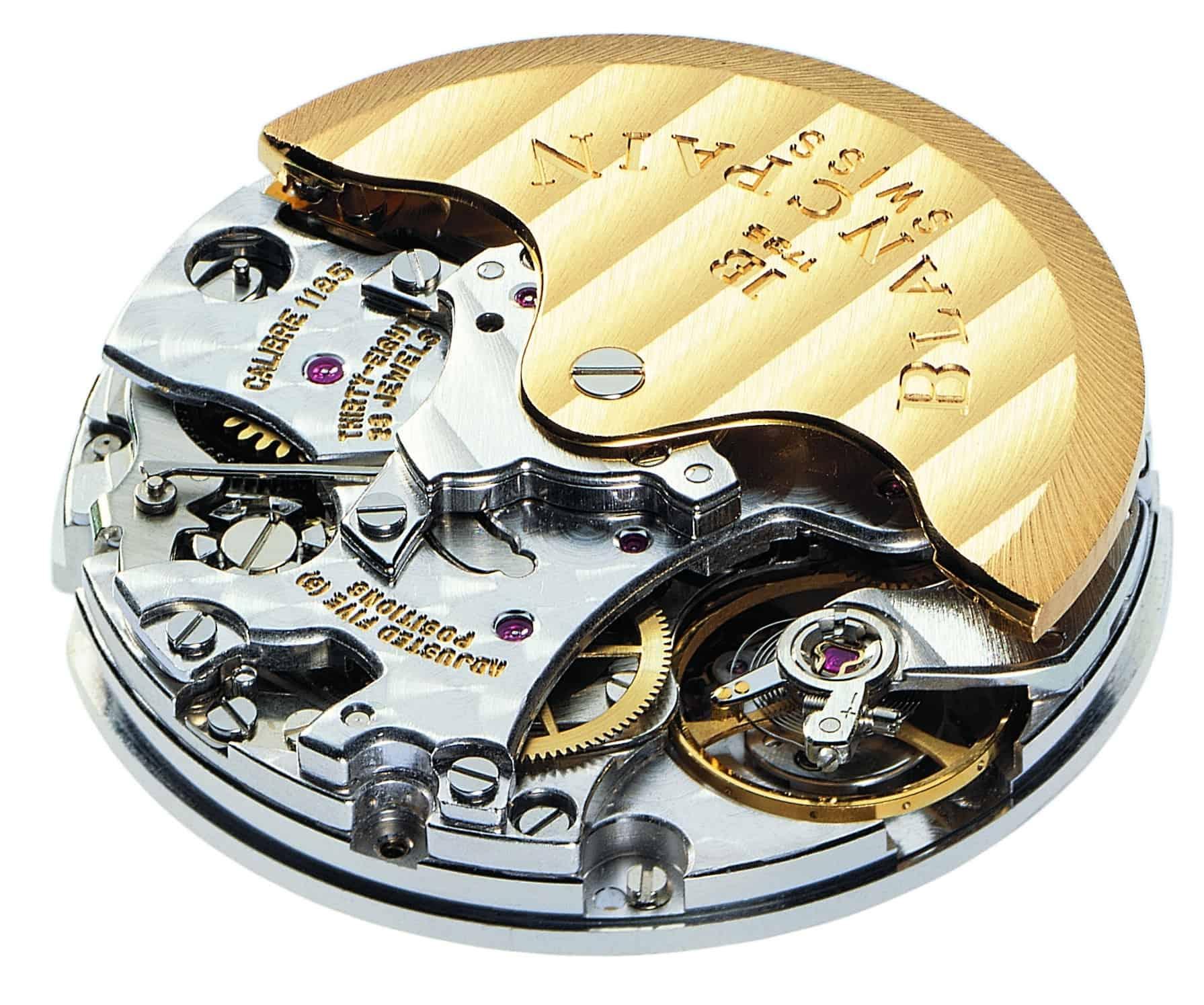 Chronographenkaliber Frederic Piguet FP 1185