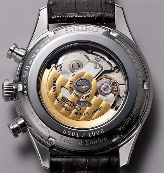 Chronographenkaliber Seiko 8R48
