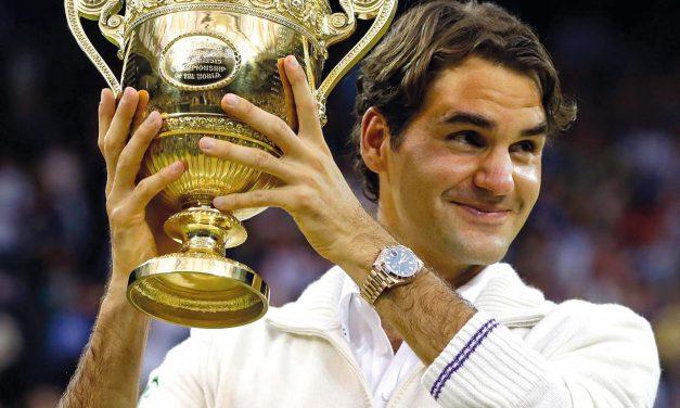Rolex und Roger Federer: Das passt ziemlich gut!