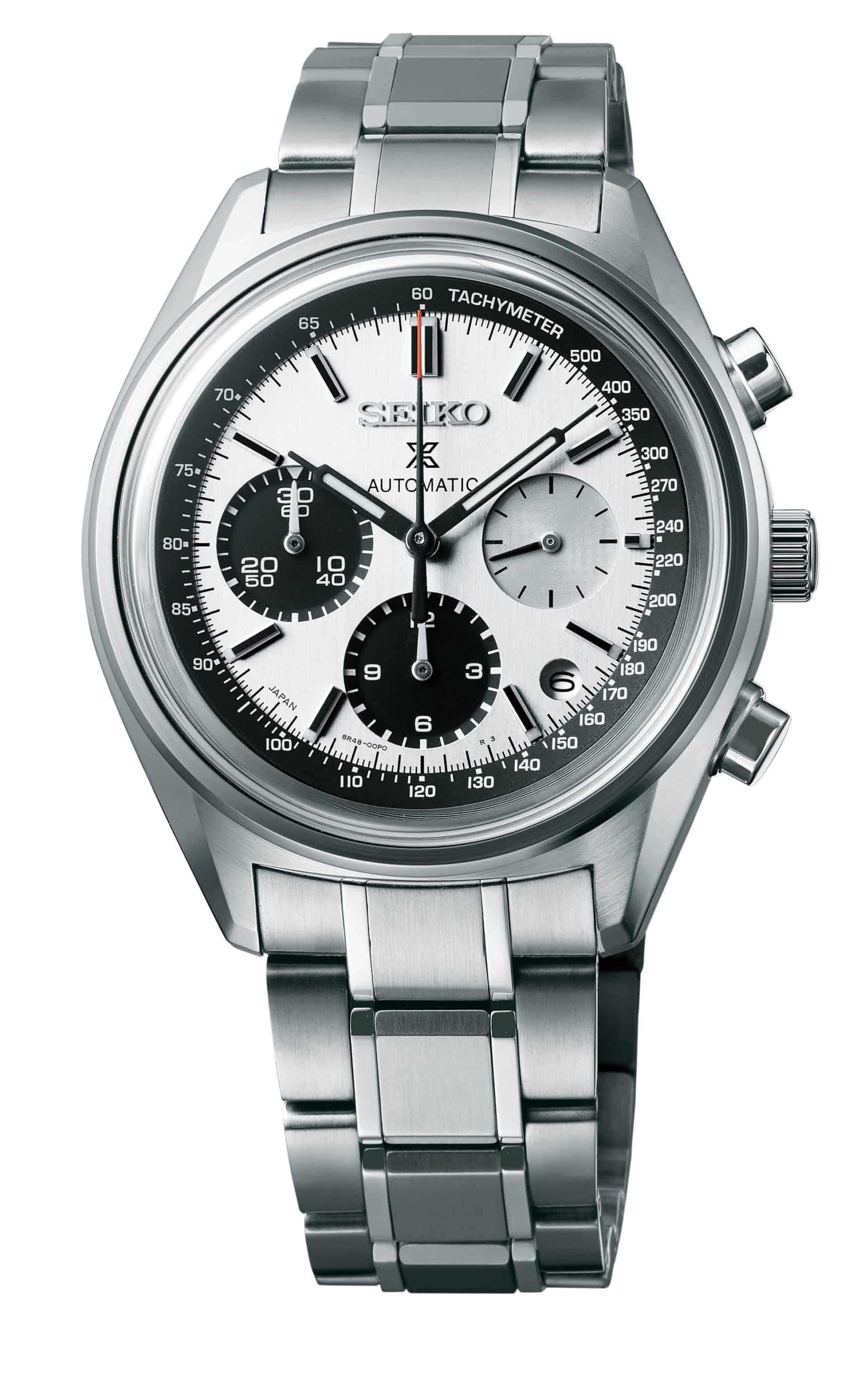 Seiko Prospex Jubiläumschronograph 2019 Ref SRQ029