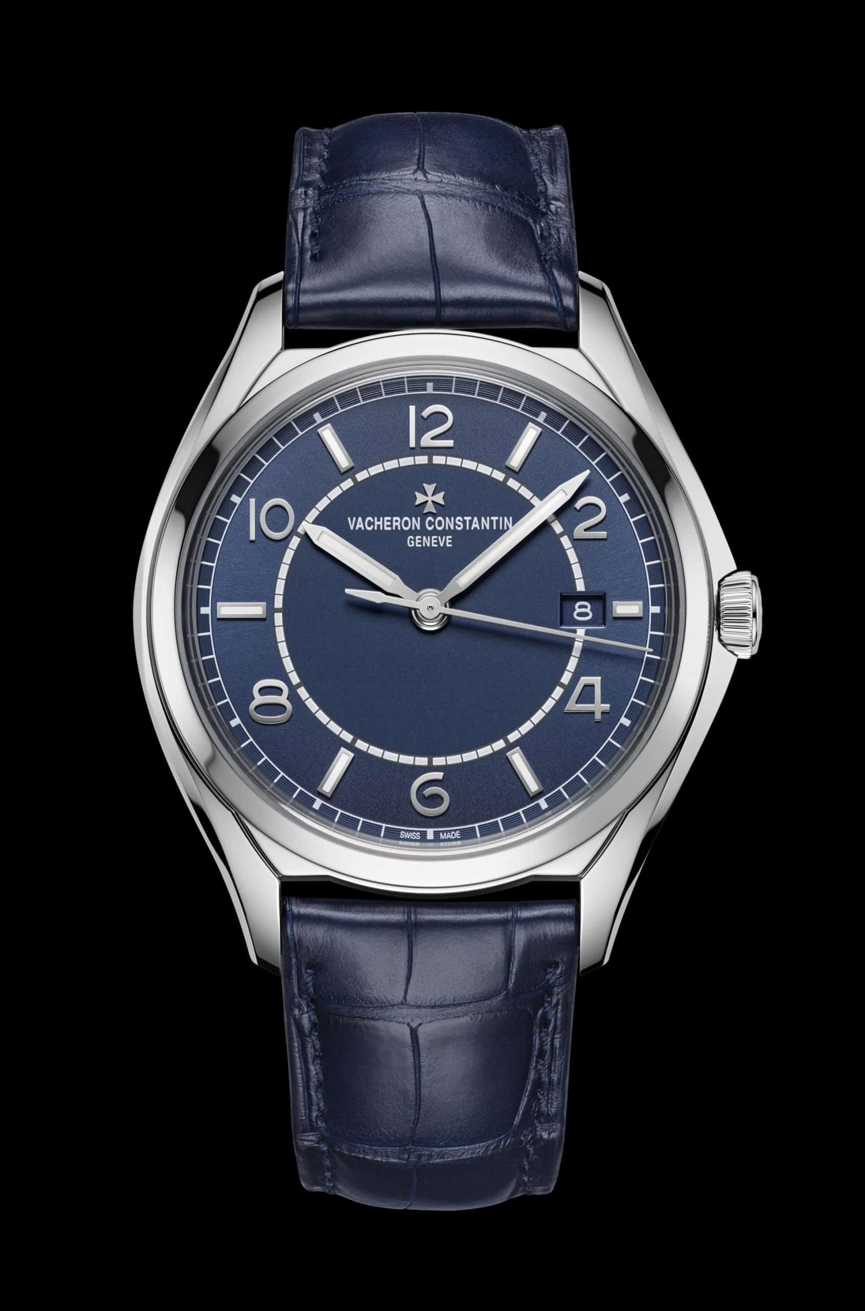 Die Vacheron Constantin Fifty-Six ist etwas für Kenner der besonderen Marke aus Genf. Der Preis für die Automatikuhr liegt bei 11500 Euro