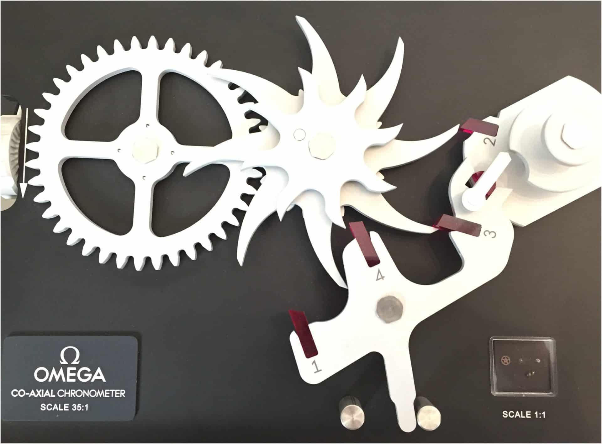 Omega Co Axial Chronometer
