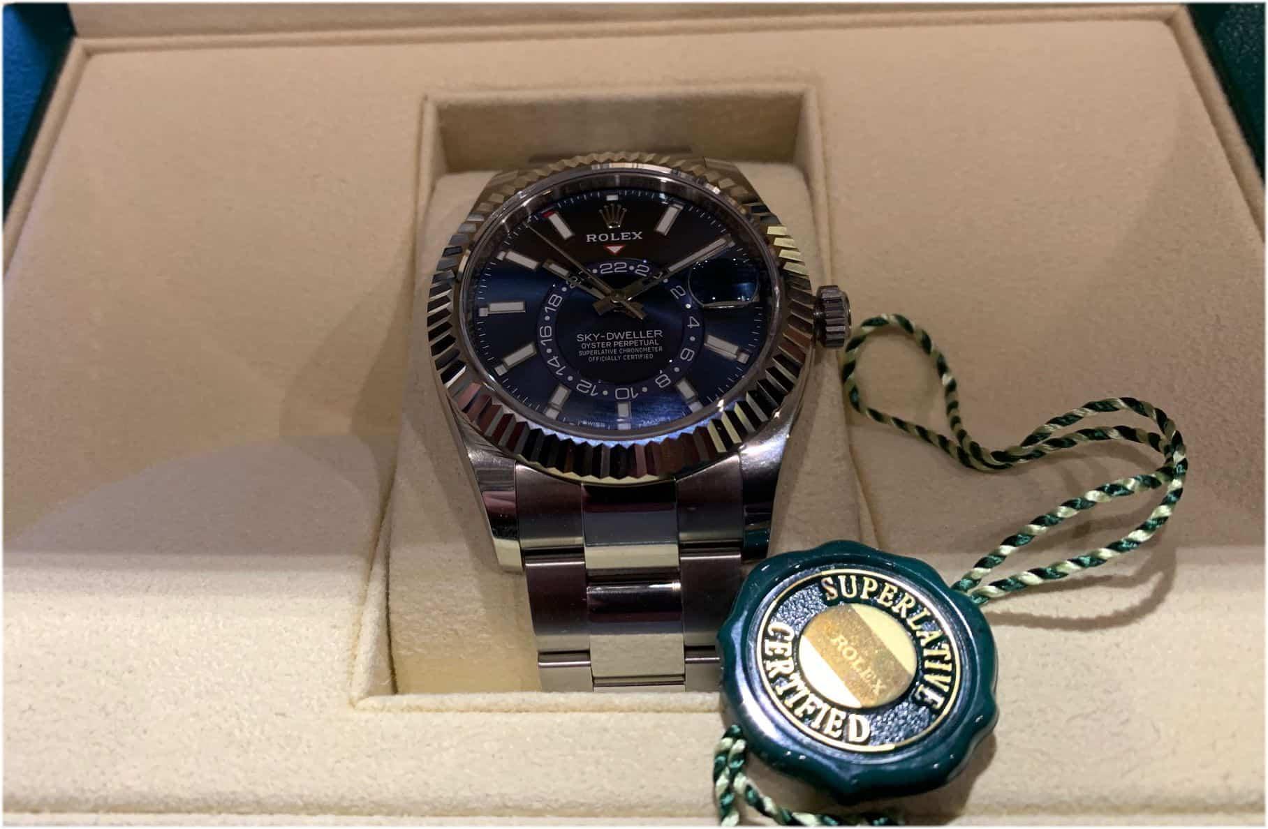 Rolex Sky Dweller Chronometer 2