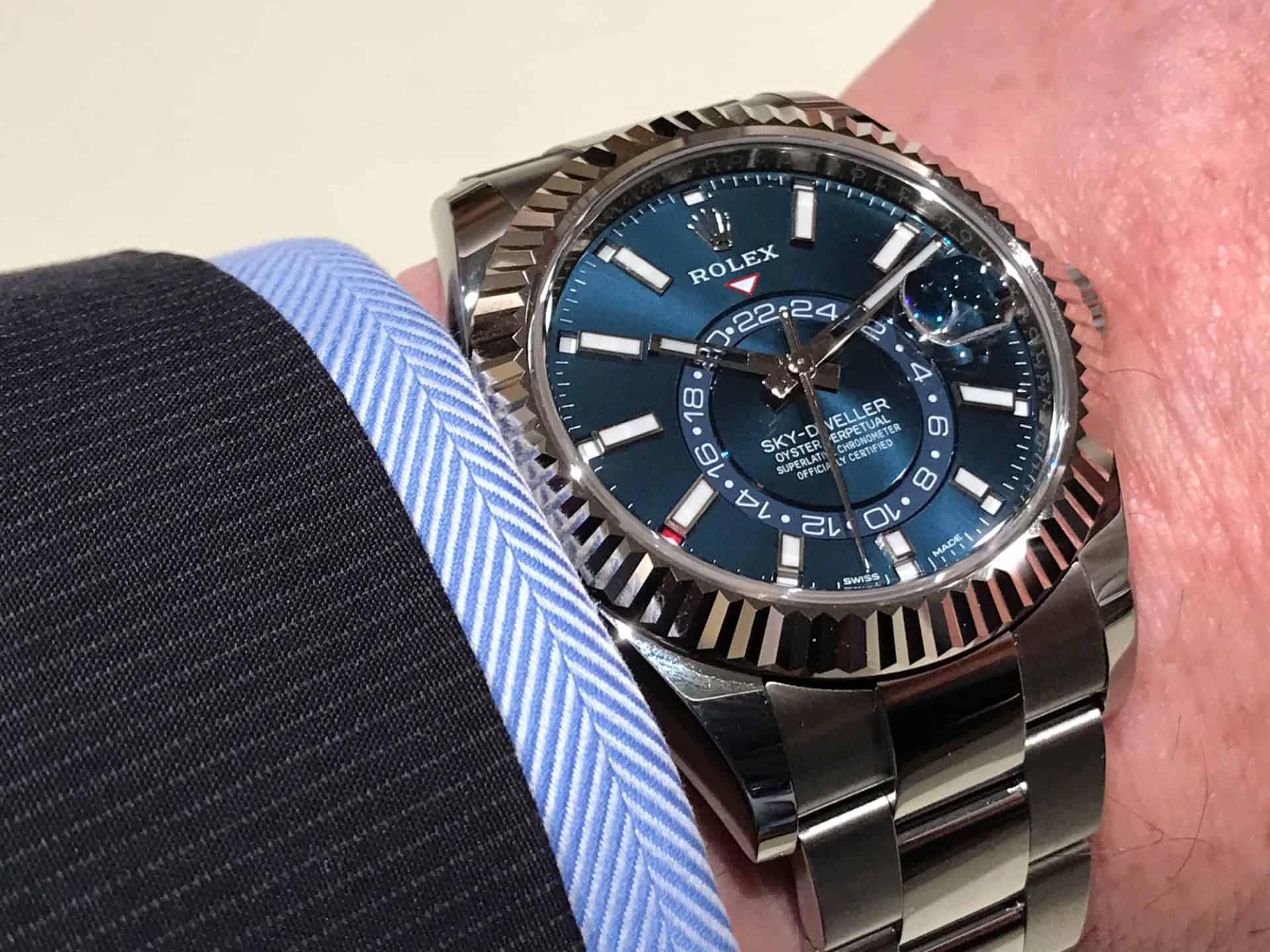 Rolex Sky Dweller Blue 2017 05a
