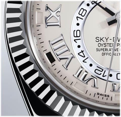 Rolex Sky Dweller Monatsindikation 1