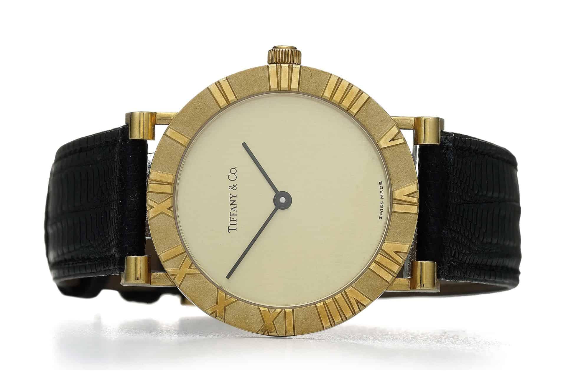 Tiffany Atlas Watch
