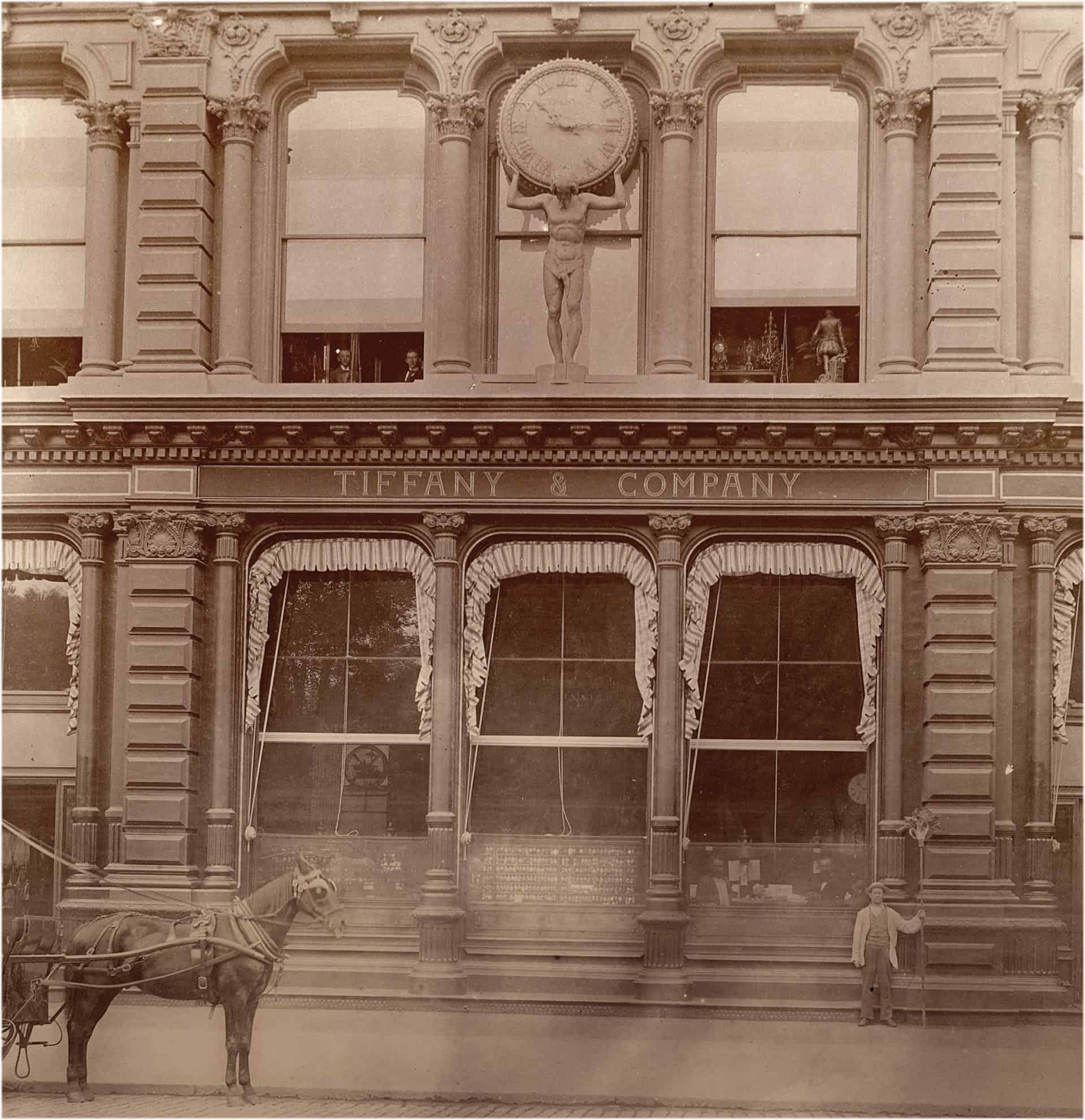 Tiffany Co. Union Square 1892