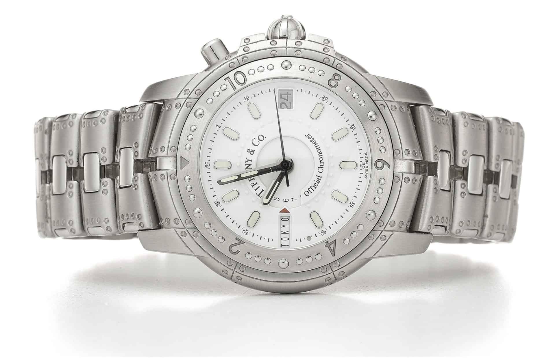 Tiffany Streamerica Watch