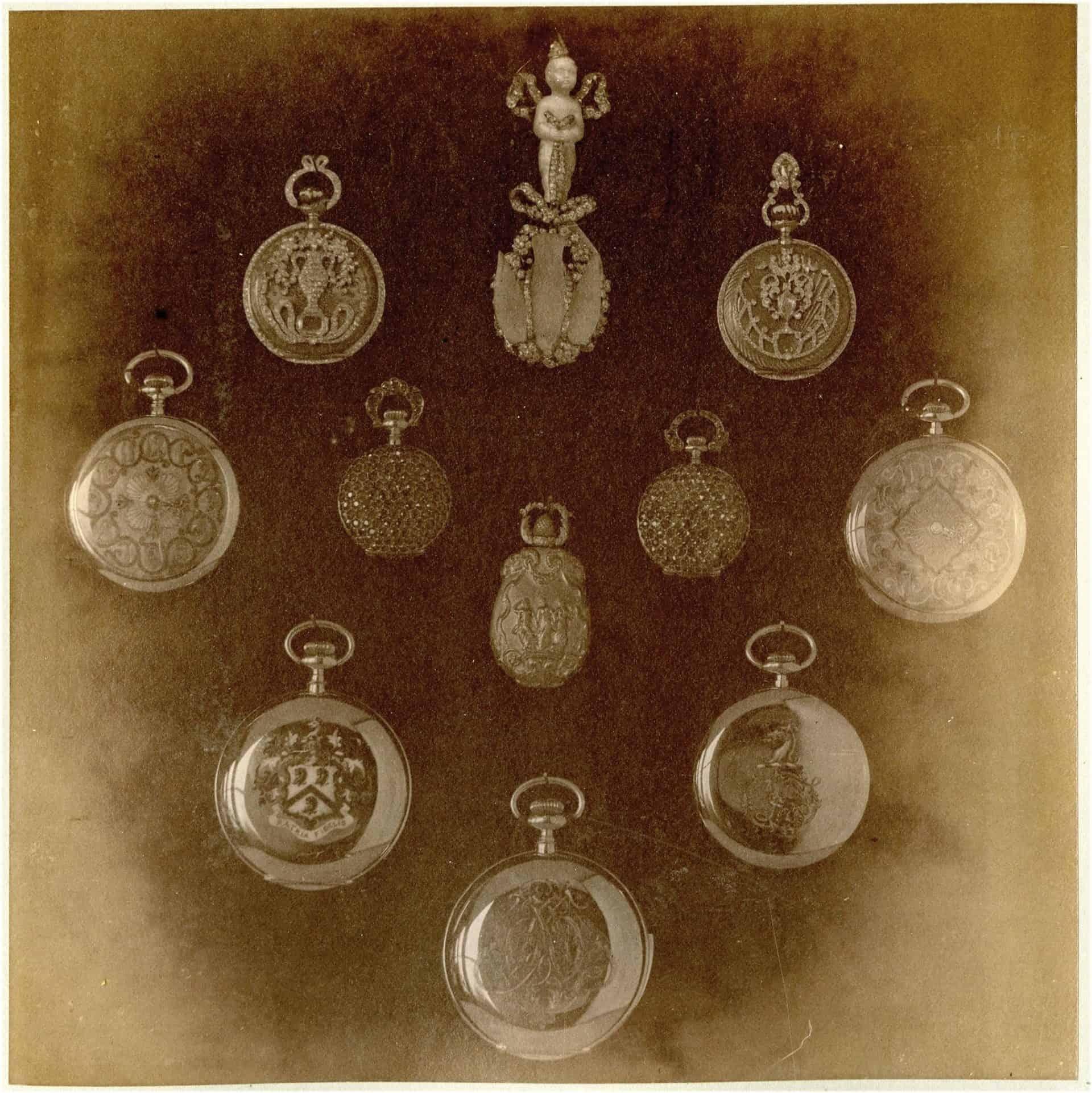 Tiffany Uhren