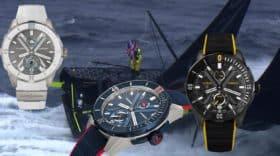 Ulysse Nardin lanciert 3 Armbanduhren zur Vendee Globe Regatta