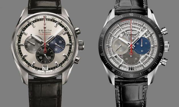 Welch technische Evolution des Zenith El Primero Chronographen Chronomaster 2