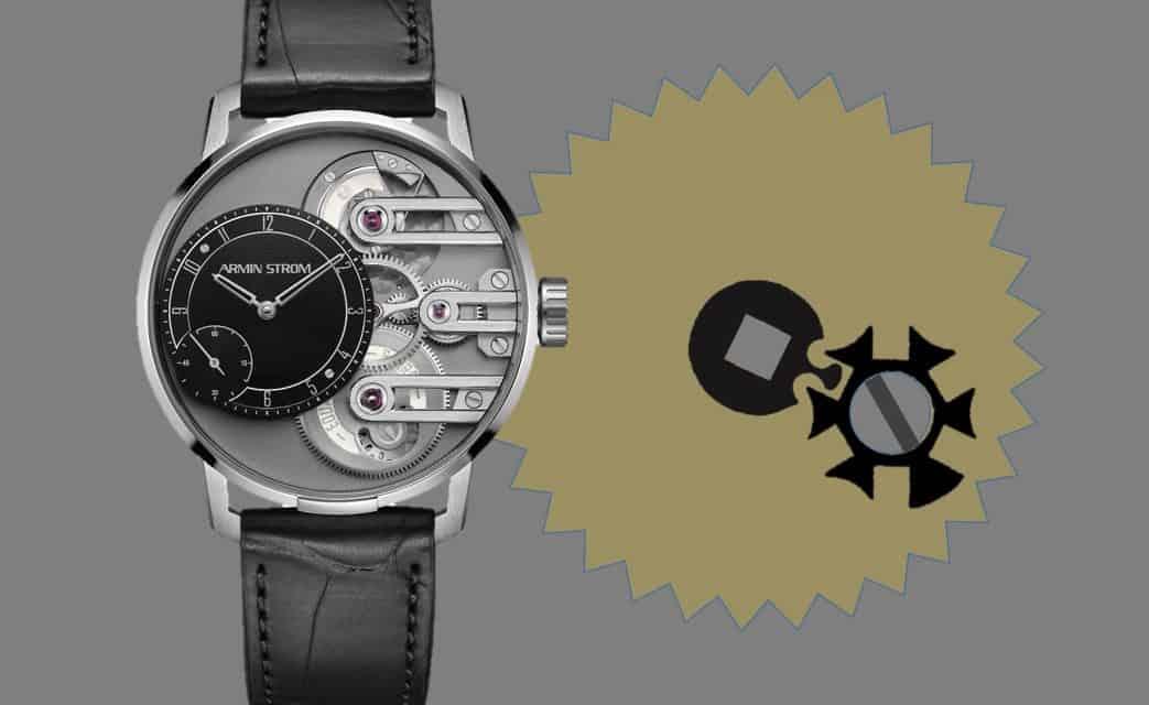 Die Gravity Equal Force von Armin Strom zeigt den Wert eines Malteserkreuz