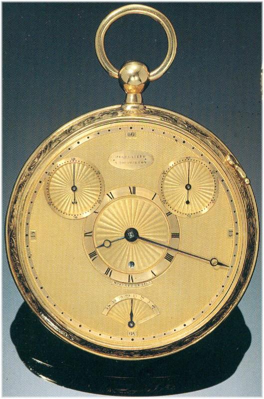 Das Breguet Tourbillon Louis Breguet mit der Nummer 1176