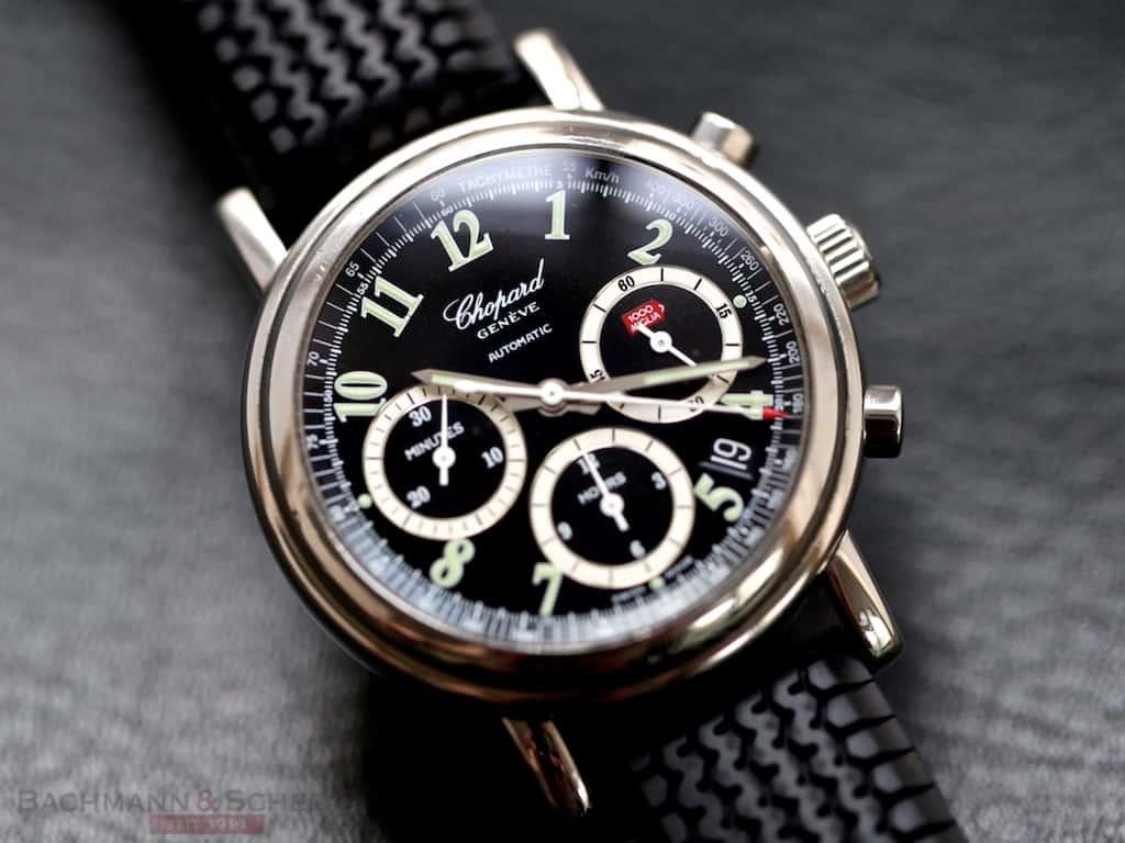 Investieren in Uhren geht auch bei Chopard