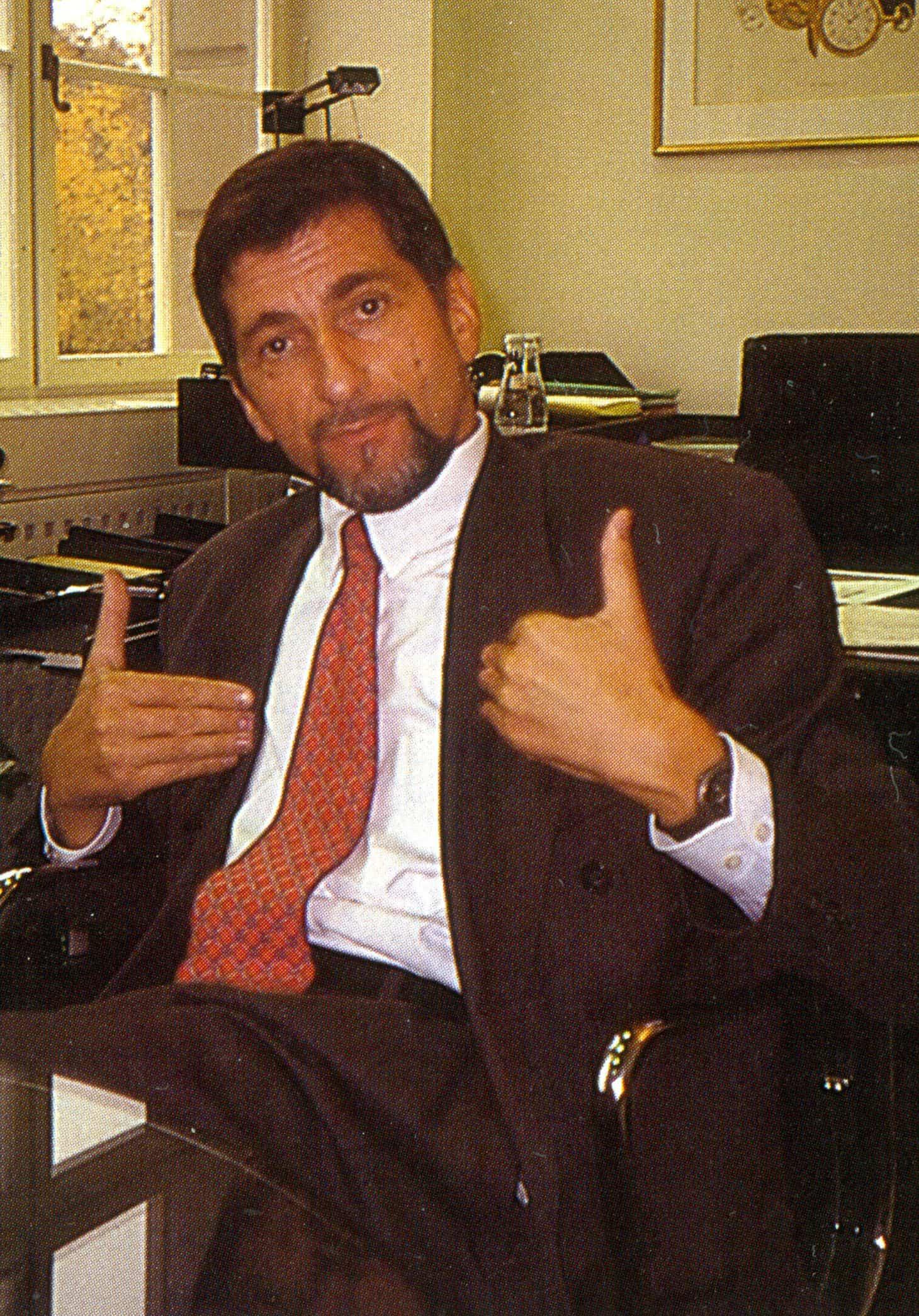Günter Blümlein 1995