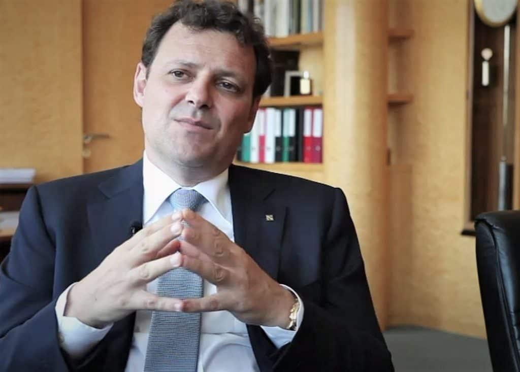 Thierry Stern Präsident Patek Philippe Bild Patek